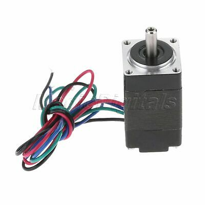NEMA8 1.8° Degree 2-Phase 4-Wire 42mm Bipolar Stepper Motor For 3D Printer