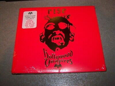 "The Hollywood Vampires ""Rise""  New Import Cd  Sealed"