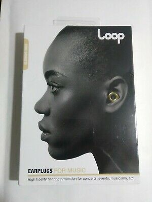 Loop Earplugs for Music and Events - High Fidelity Hearing Protection