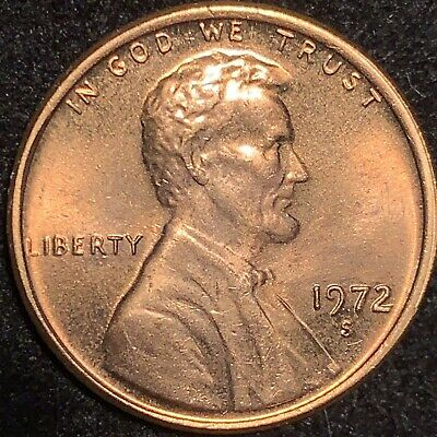 1972-S/S Lincoln Cent Ddo Double Die Obverse Extremely Rare Jewel ** Strong Ddo!