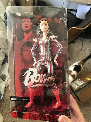 Barbie x David Bowie Doll - In Hand And Ready To Ship.