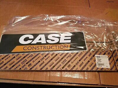 Case Construction Decal