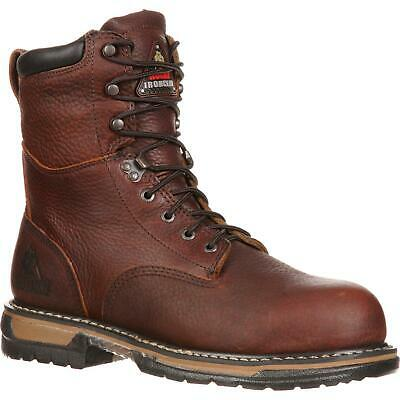 4a40d575513 ROCKY IRONCLAD WATERPROOF Lace-to-Toe Work Boot - Round Toe ...