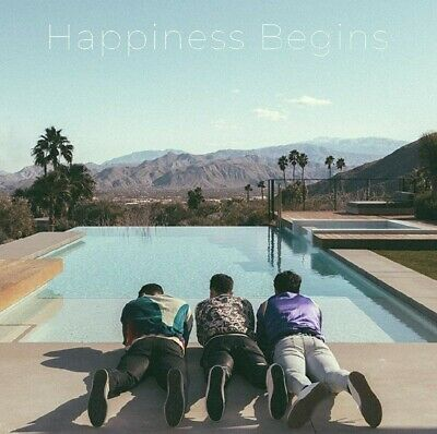 Jonas Brothers. Happiness Begins 2019 CD
