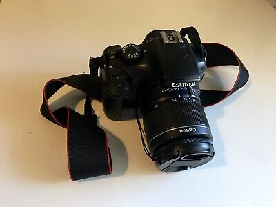CANON EOS 1100D / Rebel T3 12 2 MP Digital SLR Camera with