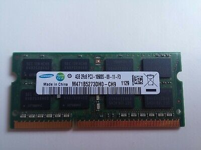 4GB RAM Memory for HP-Compaq Pavilion p6-2065uk DDR3-12800 - Non-ECC