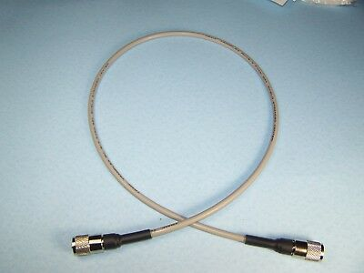 Opek 8X-25-PL-PL 25 Foot Low Loss RG-8X Jumpers Coaxial Cable