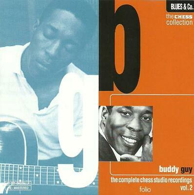 (Blues Cd) Buddy Guy - The Complete Chess Studio Recordings Vol.2  (Sealed)