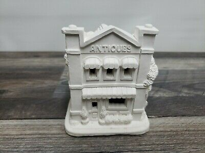 California Creations ANTIQUES # 10311 Spring Village Plaster Ready To  paint