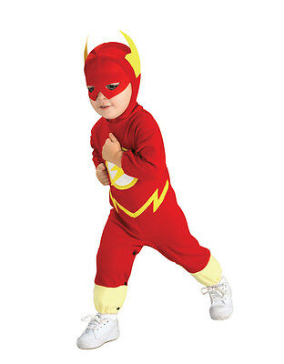 Flash Kids Romper Costume Toddler Age 1-2 Height  88-99 cm