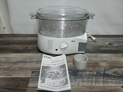 OSTER RICE FOOD STEAMER MODEL 5711   new no box