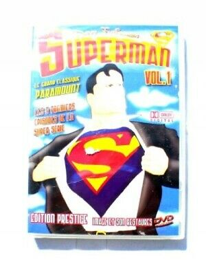 Dave Fleisher Superman vol 1 [DVD]