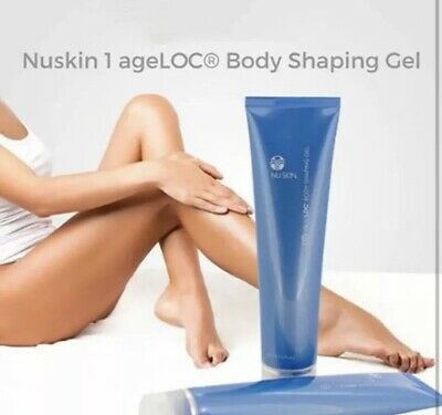 Nu Skin Galvanic Body Shaping Gel RRP £50 7 DAY SALE Firm Contour Anti Cellulite