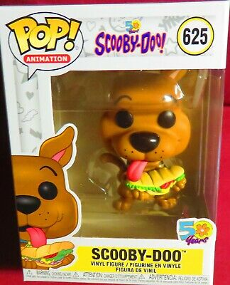 """Brand New Pop Animation, From """"50 Years Of Scooby-Doo, Scooby-Doo With Sandwich"""