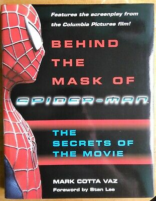Spider-Man 2002 Movie 'Behind The Mask' Ltd Ed Hc With Bernie Wrightson Plate