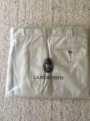 Land's End Chinos Size 40 Lt Stone Colour