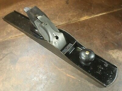 STANLEY No 8, TYPE 6 SMOOTH BOTTOM PLANE 1888-1892, Excellent