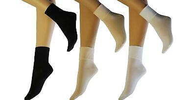 2 Pairs Girls Undercover Soft Knitted Ballet Dance Socks Pink, White or Black