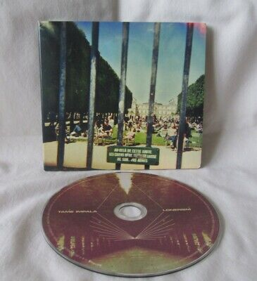 Tame Impala - Lonerism CD - Digipak (2012)