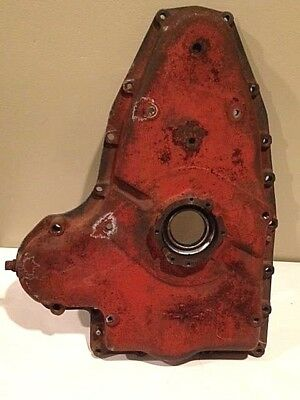 WISCONSIN ENGINE VG4D VP4D VH4D Front Timing Gear Cover