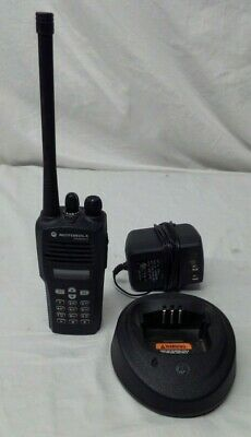 Motorola CP200XLS w/keypad VHF LTR 128ch Radio TUNED/TESTED