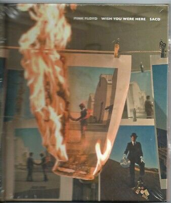Pink Floyd - Wish You Were Here [SACD Stereo / Multi-channel] Sealed