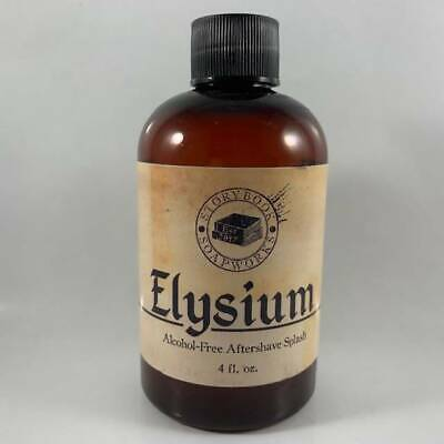 Elysium Alcohol-Free Aftershave Splash - by Storybook Soapworks (Pre-Owned)