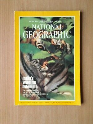 National Geographic Magazine  May 1992