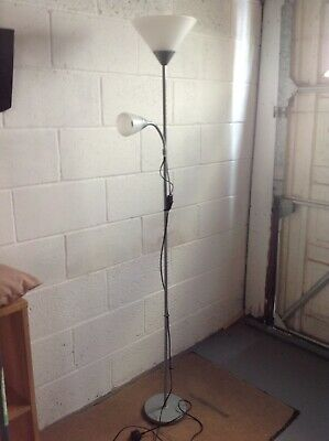 Argos Home Father And Child Floor Lamp Silver 15 99 Picclick Uk