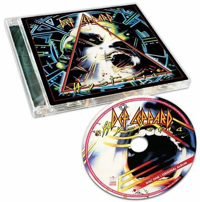 Def Leppard – Hysteria 2017 CD - Reissue Remastered - Classic Rock NEW SEALED!