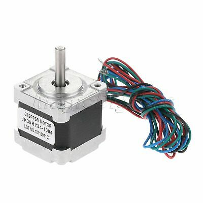 NEMA14 1.8° Degree 2-Phase 4-Wire 34mm Bipolar Stepper Motor For 3D Printer