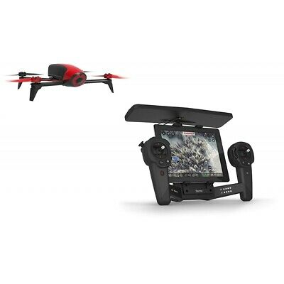 Parrot Bebop Drone 2 red + Skycontroller Flugdrohne Quadrokopter Appsteuerung