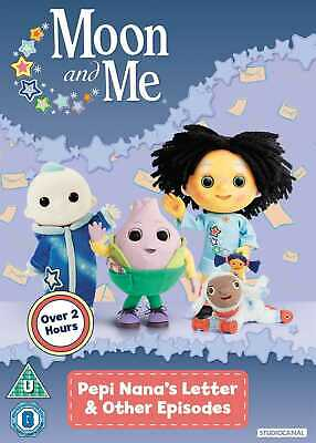 MOON AND ME: PEPI NANA'S LETTER (DVD) (New)