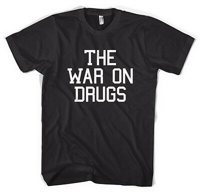 The War On Drugs Unisex T-Shirt All Sizes