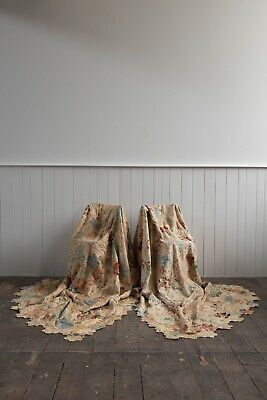 Pair Of 19Th CenturyQuilts Made For Twin Beds