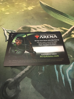 Vivien, Nature's Avenger Arena Code Mtg Magic Planeswalker Deck EMAIL ONLY !!!!!