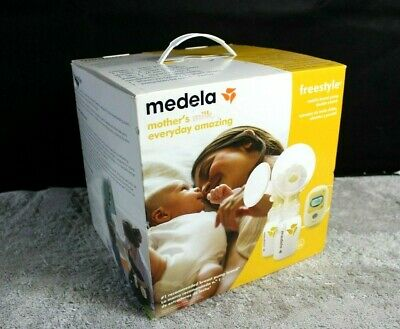 Medela Freestyle Portable Double Electric Mobil Breast Pump Sealed BRAND NEW!