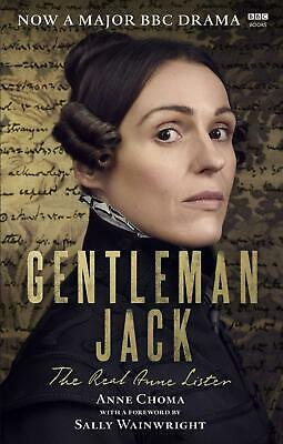 Gentleman Jack By Sally Wainwright New Paperback Book Drama Best Seller Gift UK