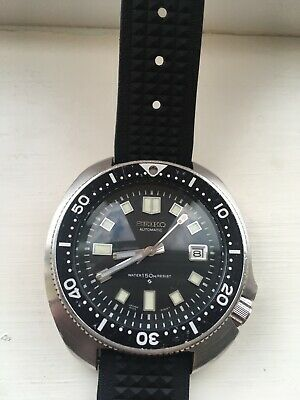 Seiko 6105 8110 Vintage Divers Watch