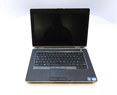 "Dell Latitude E6430 14"" Laptop Core i5-3340M 2.70GHz 4GB RAM 320GB HDD W 7 Pro"