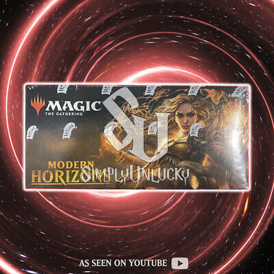 Modern Horizons Booster Box | MTG Magic The Gathering FACTORY SEALED