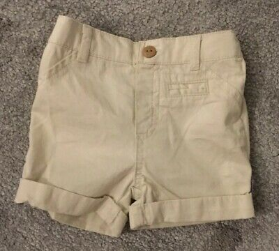 💙MOTHERCARE Baby Boys Shorts Up To 3 Months 14.5lbs💙