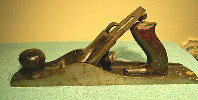 Vtg.STANLEY (BAILEY) NO 5 JACK PLANE-ROSEWOOD FORE & AFT-FREE US PM SHIPPING