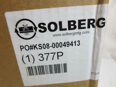 New SOLBERG 377P Filter Element Polyester 5 Microns