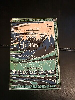 The Hobbit by J. R. R. Tolkien (1964, Hardcover)