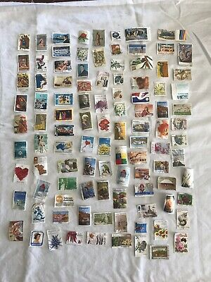 100 Australian Collection Used Postage Stamps Pk 1