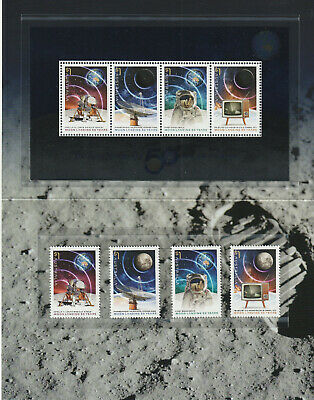 Australia 2019 : Moon Landing, 50 Years - Stamp pack. Mint Condition