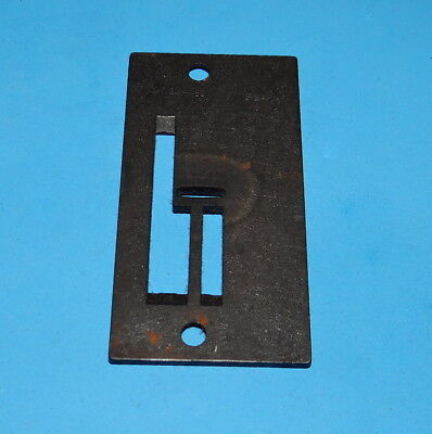 224485 New Singer Industrial Sewing Throat Plate Free Shipping
