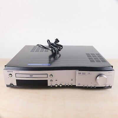 ONKYO DR-S2.2 DVD CD Home Theater Receiver * Tested & Working *