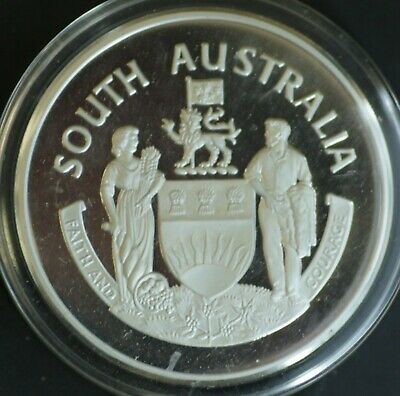 South Australia One Ounce Silver Proof